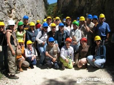 Yacimiento Atapuerca - Atapuerca y Alto Oca; grupo de montaña